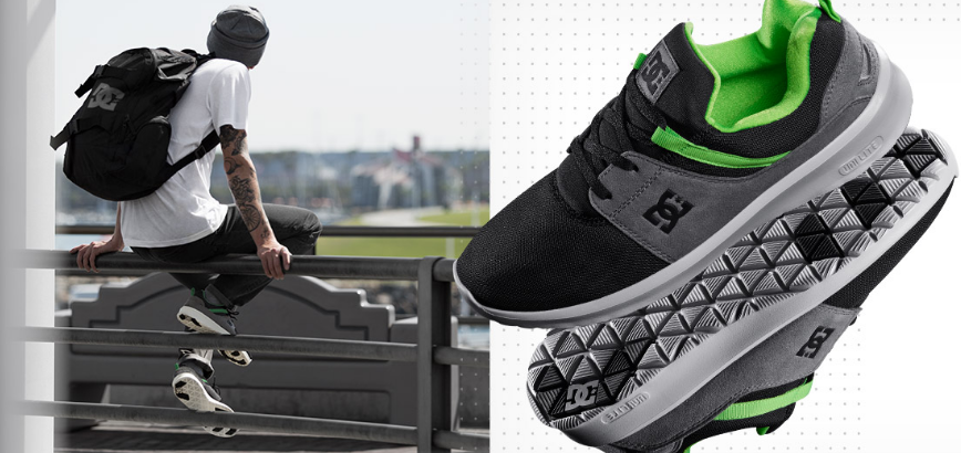Акции DC Shoes в Болотном
